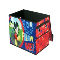 Mickey Mouse Collapsible Toy Storage Trunk