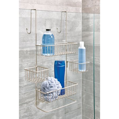 InterDesign Metalo Over-the-Door Shower Caddy - Walmart.com