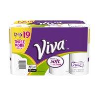 Viva Paper Towels, Choose-A-Sheet, 12 Big Rolls