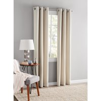 Mainstays Blackout Energy Efficient Grommet Single Curtain Panel