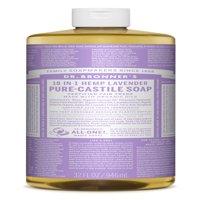 Dr. Bronner's Lavender Pure-Castile Liquid Soap - 32 oz