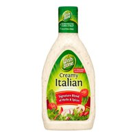 (3 Pack) Wish-Bone Salad Dressing, Creamy Italian, 15 Fl Oz