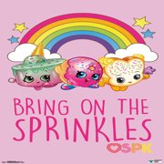 Trends International Shopkins Sprinkles Wall Poster 22.375
