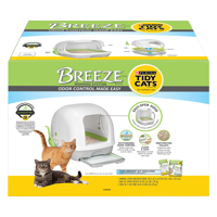 Purina Tidy Cats BREEZE Hooded Cat Litter System