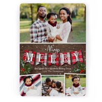 5x7 Round Photo Card Stock 110 lb Tier 1