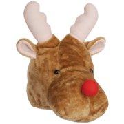 d567511893904 Loftus Rudolph Santas Reindeer Red Nose Costume Hat