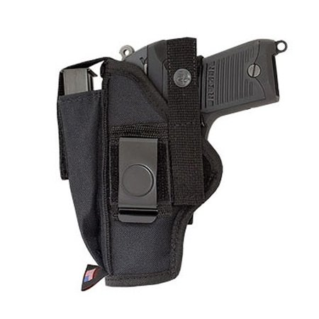 ACE CASE EXTRA-MAGAZINE HOLSTER FITS HI-POINT 9MM & .380 200 Hi Cap Magazine