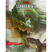 Dungeons & Dragons: Dungeons & Dragons Starter Set (Game)