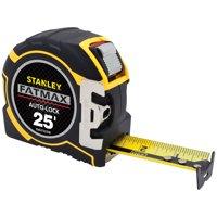 """Stanley FMHT33338L 25' L X 1-1/4"""" W FATMAX® Auto Lock Tape Measure"""