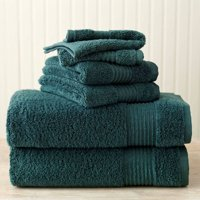 Better Homes and Gardens Extra Absorbent Bath Towel, 4 Piece Assorted Set