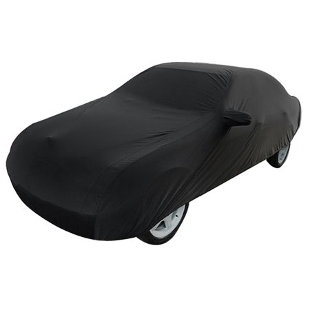 Durable Outdoor Stormproof Waterproof BreathableBlack Car Cover For Buick (90 Buick Skylark Car Cover)