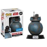 Funko POP! Star Wars: The Last Jedi - Resistance BB Unit Walmart Exclusive
