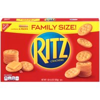 Nabisco Ritz Original Crackers Family Size, 1.3 Lb.