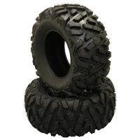 2 New WANDA ATV Tires 25X10-12 6PR P350 - 10165