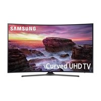 "SAMSUNG 65"" Class Curved 4K (2160P) Ultra HD Smart LED TV (UN65MU6500FXZA)"