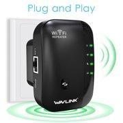 Wavlink N300 WIFI Range Extender Wireless Repeater Acess point AP 300Mbps Wireless Wi-Fi Signal Booster Amplifier Extender 802.11n/b/g WPS