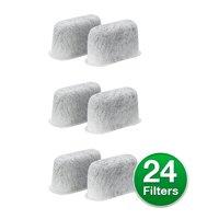 Fits Cuisinart SS-15 / SS-10 Coffee Maker Water Filter (4 Pack)