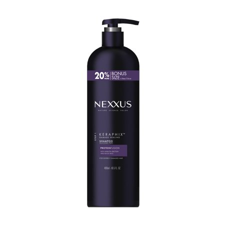 Nexxus Keraphix for Damaged Hair Shampoo, 16.5 oz
