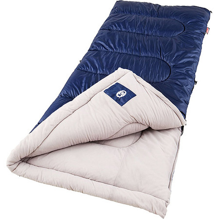 Coleman Brazos 30-Degree Sleeping Bag - Tangled Sleeping Bag