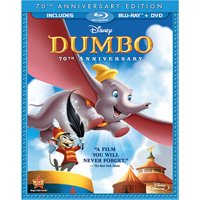 Dumbo (70th Anniversary Edition) (Blu-ray + DVD)