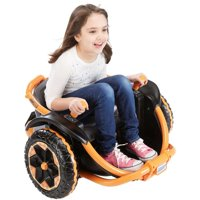 Power Wheels Wild Thing 360 Spinning Ride-On Vehicle, Orange