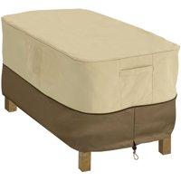 "Veranda Rectangular Coffee Table Cover, Fits Tables 48""L x 25""W"