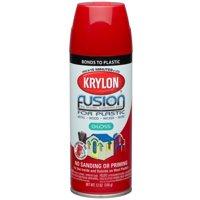 Krylon Fusion Spray Paint, Red Pepper