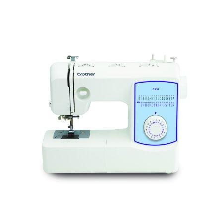 Brother GX37 Lightweight, Full-Featured Sewing Machine with 37 Built-In Stitches & 1-Step Auto-Size Buttonhole, 1 Each Brother Sewing Machine User Manual