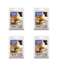 Better Homes & Gardens 2.5 oz Vanilla Cookie Crunch Scented Wax Melts, 4-Pack