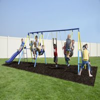 Sportspower Super 10 Me and My Toddler Metal Swing Set