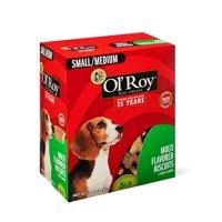 Ol' Roy Multi-Flavor Dog Biscuits, Small/Medium, 5 lb