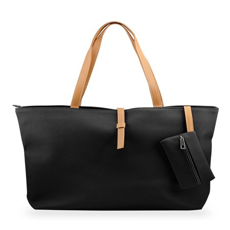Fashion Lady Ladies Women PU Leather Messenger Hobo Shoulder Handbag Shoulder Bag Tote (Gold Chain Shoulder Bag)