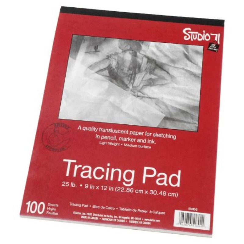 alpha-grp.co.jp Arts, Crafts & Sewing Tracing Paper PRO ART 9-Inch ...