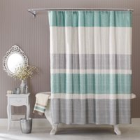 "Better Homes & Gardens 72"" x 72"" Glimmer Shower Curtain, 1 Each"