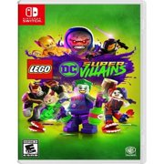 LEGO: DC Supervillains, WHV Games, Nintendo Switch, 883929632978