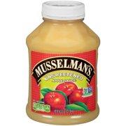 Musselman's Unsweetened Applesauce, 46 Oz