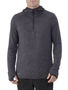 Russell Men's Quarter Zip Performance Hoodie