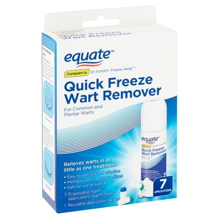 Wart Care - Equate Quick Freeze Wart Remover, 7 applications