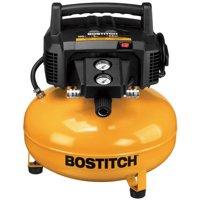 BOSTITCH BTFP02012 6-Gallon Pancake Compressor