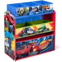 Nick Jr. Blaze and the Monster Machines Multi-Bin Toy Organizer by Delta Children