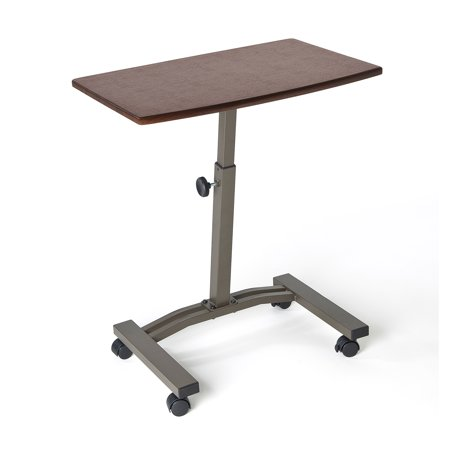 Balt Adjustable Laptop Cart (Mobile Laptop Desk Cart by Seville Classics)