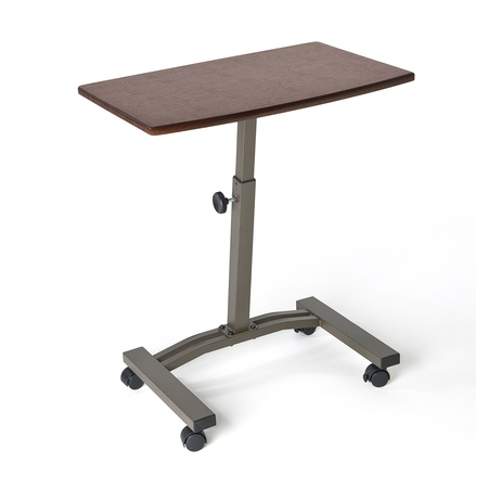 - Mobile Laptop Desk Cart by Seville Classics