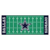 NFL Dallas Cowboys Football Field Runner
