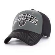 0a35fb9a3 NFL Oakland Raiders Blackball Script Adjustable Cap Hat by Fan Favorite