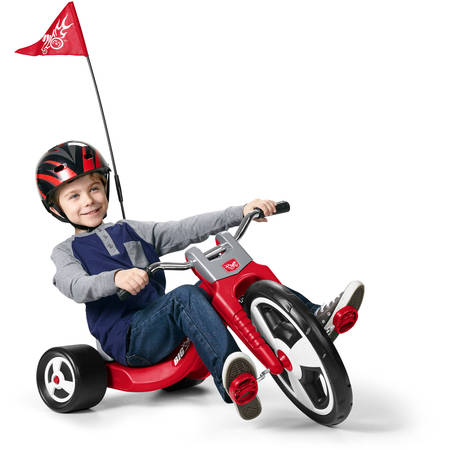 Infant Tricycle - Radio Flyer, Big Flyer Sport, Chopper Tricycle, 16