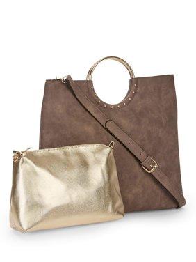 Metallic Sky Ring Bag-In-Bag