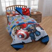 Marvel Avengers Fight Club Super Soft Bedding Sheet Set, Multiple Sizes