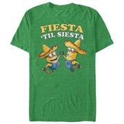 a1ef230f3 Despicable Me Men's Minions Fiesta T-Shirt