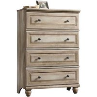 Better Homes and Gardens Crossmill 4-Drawer Dresser, Multiple Finishes