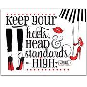 0972088d60fb8 High Heel Art